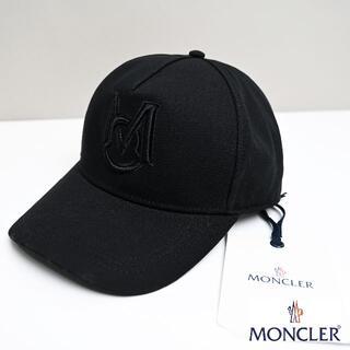 MONCLER - 新品 2021SS MONCLER ベースボールキャップ