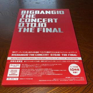 BIGBANG10 THE CONCERT:0.TO.10- 初回生産限定盤
