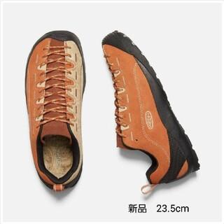 キーン(KEEN)の【新品】KEEN ジャスパー 23.5cm(スニーカー)
