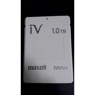 マクセル(maxell)のmaxell iVDR-S 1.0TB iV ハードディスク⑪(その他)