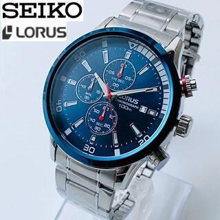 セイコー(SEIKO)の【プチ訳有】セイコーローラス/SEIKO LORUS 男性メンズ 腕時計シルバー(腕時計(アナログ))