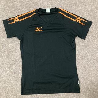 MIZUNO - バレーボール 練習着 半袖 Tシャツ