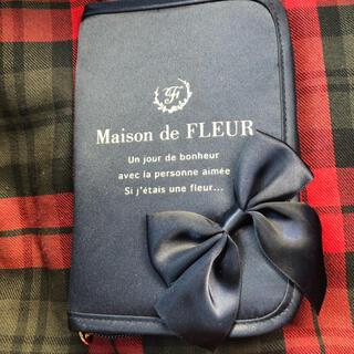 Maison de FLEUR - Maison de FLEUR ケース ポーチ カバー