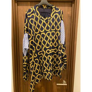 ヴィヴィアンウエストウッド(Vivienne Westwood)のヴィヴィアンウエストウッド スクイグルカットソー ワールズエンド(Tシャツ/カットソー(七分/長袖))