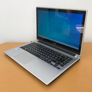 エイサー(Acer)の★タッチパネル式のコンパクトノートPC(ノートPC)