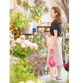 Chesty - 新品未使用♡タグ付き♡セブンテン♡サマーツイードスカート♡ピンク♡Mサイズ