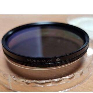 ソニー(SONY)のSONY MC PL 偏光フィルター 58mm  MADE IN JAPAN (フィルター)