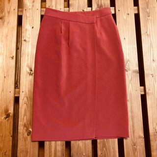 UNITED ARROWS - 定価15,400円 UNITED  ARROWS ラップスカート