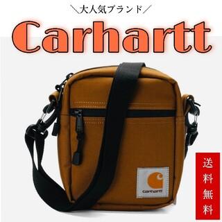 carhartt -  【SALE ブラウン】 Carhartt カーハート ショルダーバッグ ポケッ