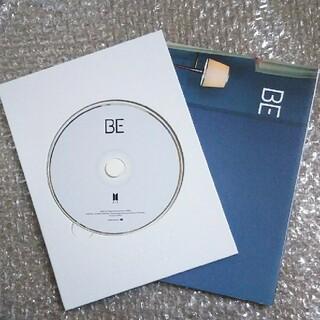 ボウダンショウネンダン(防弾少年団(BTS))のBE CD+ポスターのみ(K-POP/アジア)