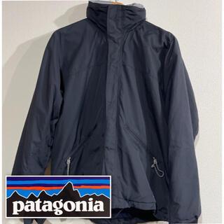 patagonia - レア パタゴニア フュージョンジャケット 黒
