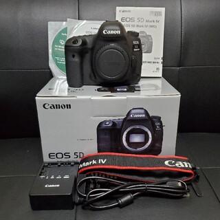 キヤノン(Canon)のEOS 5Dmark4(デジタル一眼)