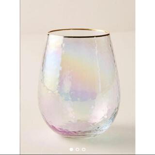 アンソロポロジー(Anthropologie)のアンソロポロジー オーロラグラス(グラス/カップ)