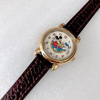 SEIKO - 昭和レトロ SEIKO Disney  レディースクォーツ時計 稼動ベルト未使用