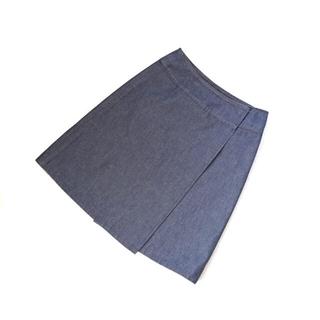 アーペーセー(A.P.C)の定価2万8千!アーペーセー デニム巻きスカート(ひざ丈スカート)