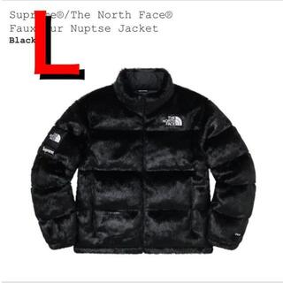 シュプリーム(Supreme)の新品 Supreme The North Face Fur Nuptse L(ダウンジャケット)
