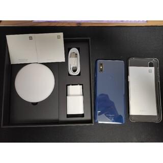 ANDROID - Xiaomi Mi MIX 3 グローバル版 付属品あり 美品