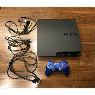 PlayStation3 - PS3 本体 CECH-3000A160GB コントローラー×1