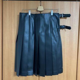 COMME des GARCONS HOMME PLUS - comme des garcons homme plus 18aw 巻きスカート