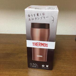 THERMOS - 【新品未使用】サーモス タンブラー 360ml