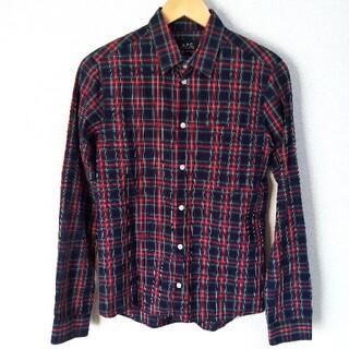 A.P.C - 【APC】ギンガムチェックシャツ