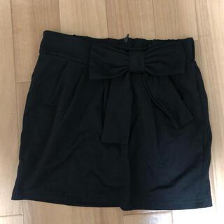 アナップ(ANAP)の★新品!!ANAPのリボンミニスカート★(ミニスカート)