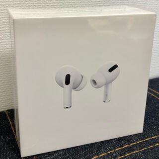 アップル(Apple)の新品 Apple AirPods Pro 国内正規品(ヘッドフォン/イヤフォン)