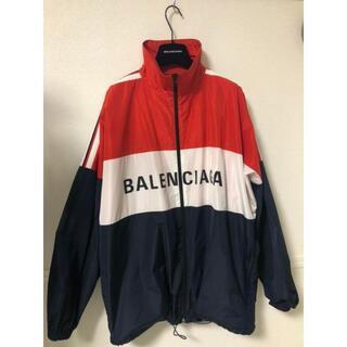 Balenciaga - 18AW BALENCIAGA トラックナイロンジャケット