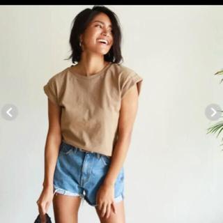 SeaRoomlynn - シールームリン ベーシック Tシャツ アリシアスタン  サークルネック