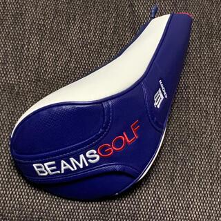 ビームス(BEAMS)のビームスゴルフ × CROWN ドライバー ヘッドカバー  BEAMS GOLF(その他)