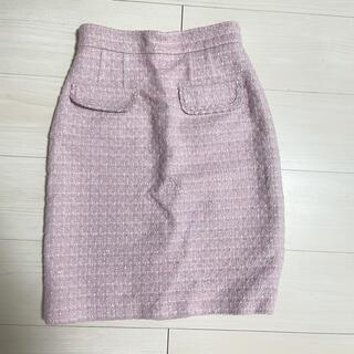 Debut de Fiore - debut de fiore ツイードスカート