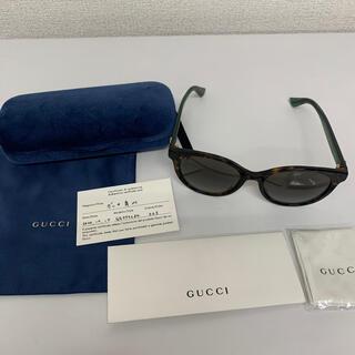 Gucci - 極美品✨GUCCI サングラス GG0702SK  003☆