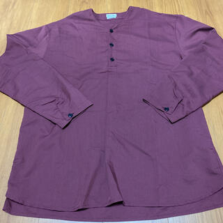 スティーブンアラン(steven alan)のSteven Alan スティーブンアラン 7部袖プルオーバーシャツ(シャツ)