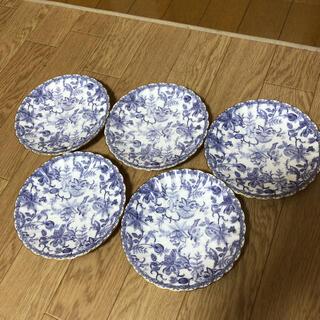 ニッコー(NIKKO)のNIKKOのファインボーンチャイナのケーキ皿5枚セット(食器)
