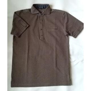 ミッシェルクランオム(MICHEL KLEIN HOMME)のポロシャツ(ミシェルクラン オム) (ポロシャツ)