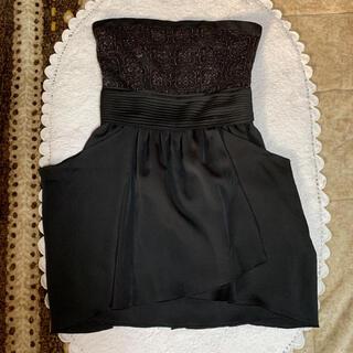 マーキュリーデュオ(MERCURYDUO)の未使用品 マーキュリーデュオ ベア ドレス ♬︎♡(ミニドレス)