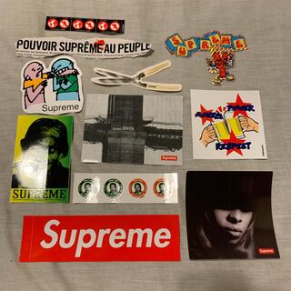 シュプリーム(Supreme)のSupreme ステッカー 11枚 box logo シュプリーム(その他)