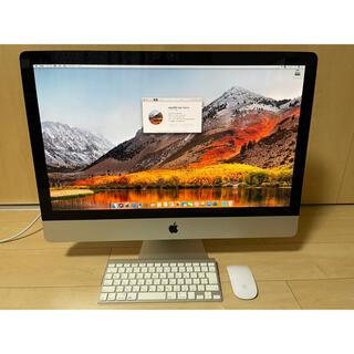 Mac (Apple) - iMac 27インチMid2011 i7 3.4GHz 32GB 1.26TB
