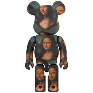 メディコムトイ(MEDICOM TOY)のBE@RBRICK モナリザ Mona Lisa 1000%(キャラクターグッズ)