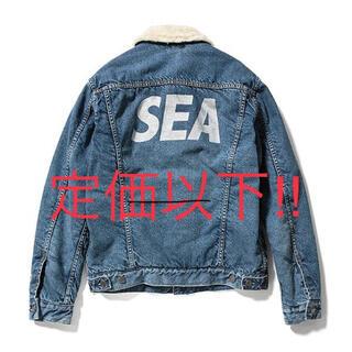 Supreme - 【新品】WIND AND SEA × MINEDENIM デニムボアジャケット