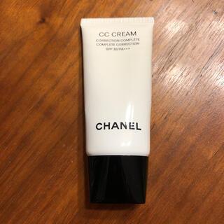 CHANEL - シャネル CC クリーム 12ベージュロゼ 30ml