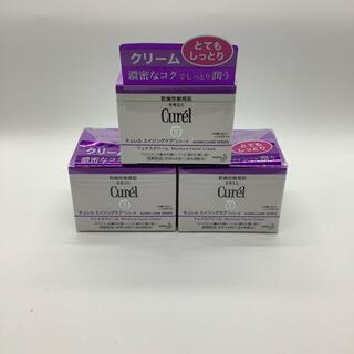 Curel - キュレル エイジングケア 40g 3個セット とてもしっとり