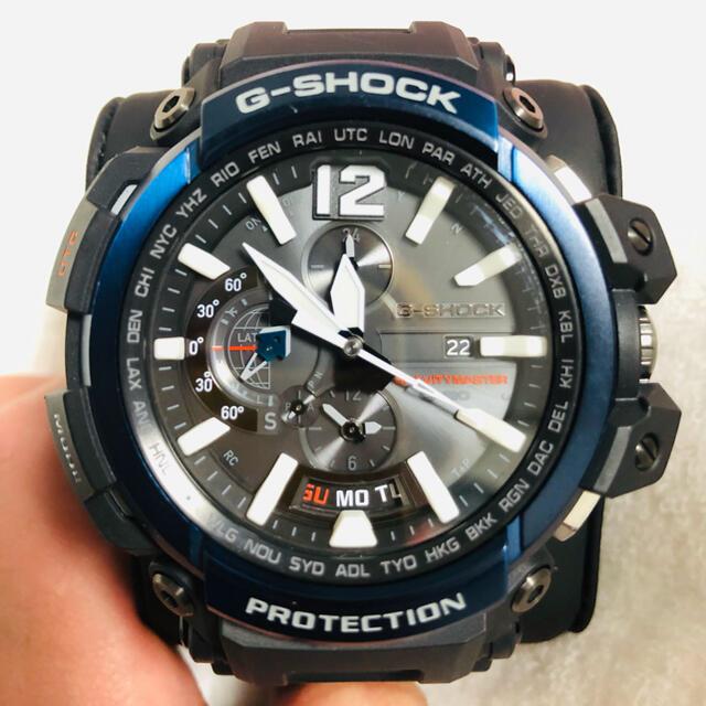G-SHOCK(ジーショック)のG-SHOCK G-master GPW-2000 1A2JF メンズの時計(腕時計(アナログ))の商品写真