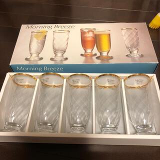 トウヨウササキガラス(東洋佐々木ガラス)のモーニング ブリーズ タンブラー セット(グラス/カップ)