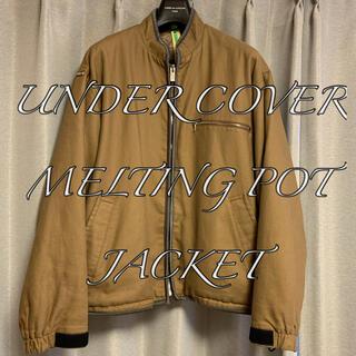 UNDERCOVER - UNDER COVER  アンダーカバー MELTING POT ジャケット