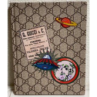 """グッチ(Gucci)のGUCCIコラボノート""""MY GUCCI BOOK""""(ノート/メモ帳/ふせん)"""