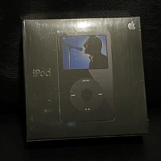 アップル(Apple)のiPod 60GBの化粧箱(その他)