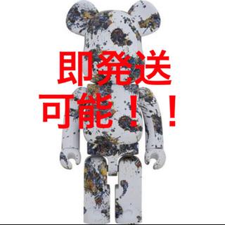 メディコムトイ(MEDICOM TOY)のBE@RBRICK   Jackson Pollock Studio 1000%(キャラクターグッズ)