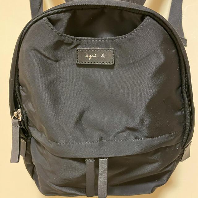 agnes b.(アニエスベー)のアニエスベー リュック レディースのバッグ(リュック/バックパック)の商品写真