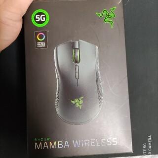Razer mamba wireless中古(PC周辺機器)
